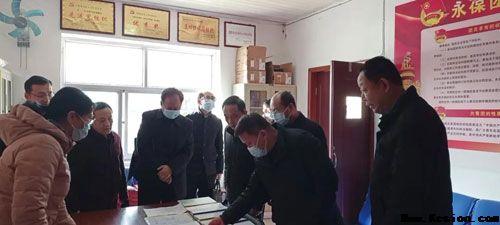 心系党建工作 情系学校发展 | 忻州市委组织部视察我校党建工作